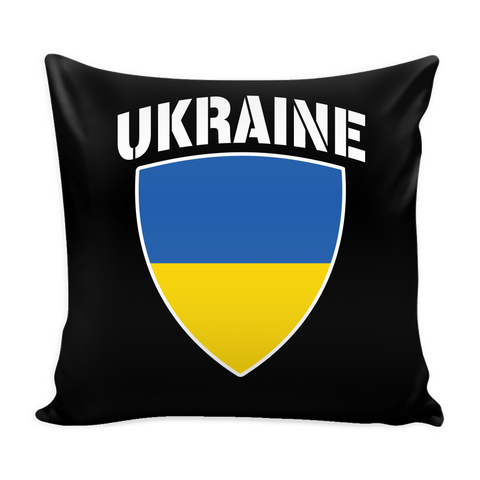 Ukraine Pride Pillow Cover (Free Shipping)