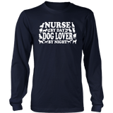 Nurse By Day Dog Lover By Night
