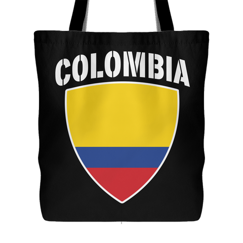 Colombia Pride Tote Bag (Free Shipping)