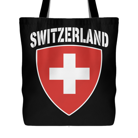 Switzerland Pride Tote Bag (Free Shipping)