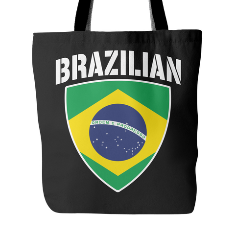 Brazilian Pride Tote Bag (Free Shipping)