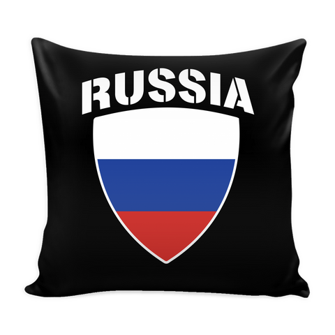 Russia Pride Pillow Cover (Free Shipping)