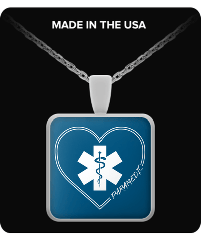 Necklace - Paramedic Love Necklace