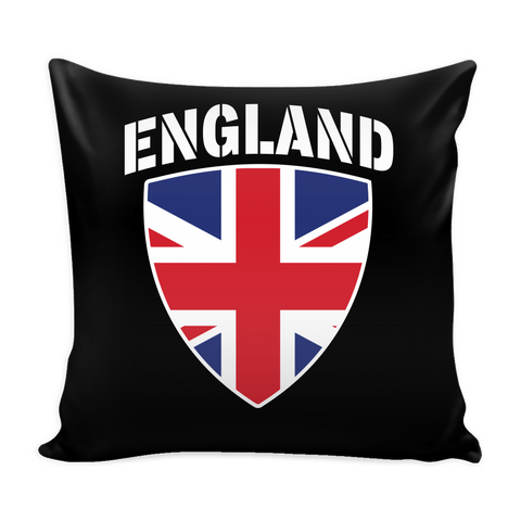 England Pride Pillow Cover (Free Shipping)