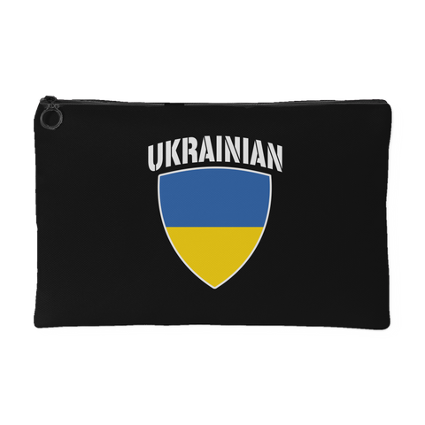 Ukrainian Pride Accessory Bag (Free Shipping)