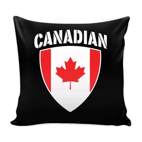 Canadian Pride Pillow Cover (Free Shipping)