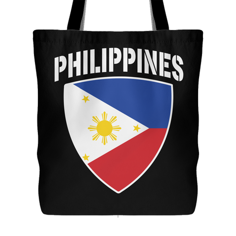Philippines Pride Tote Bag (Free Shipping)