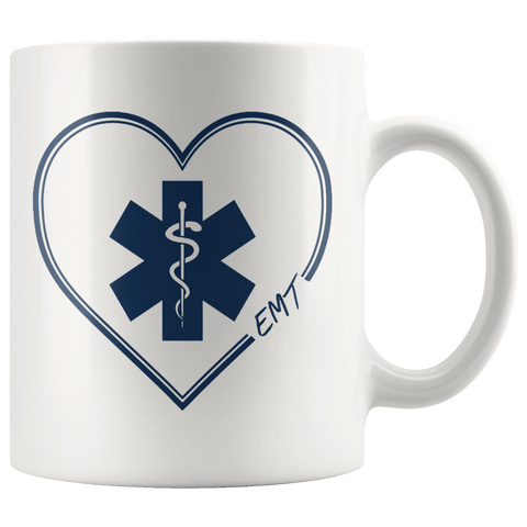 EMT Love 11 Oz Mug