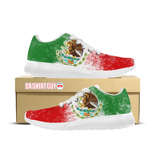 Mexican Proud Custom Printed Sneakers