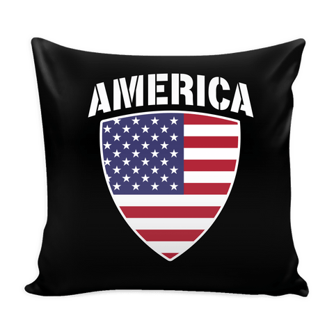 America Pride Pillow Cover (Free Shipping)