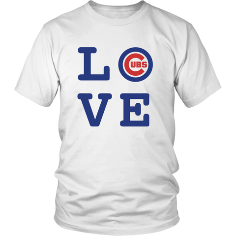 Chicago Cubs Love