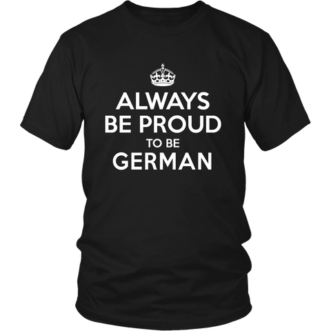 German Proud