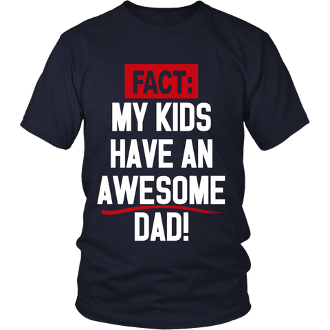 My Kids Have an Awesome Dad