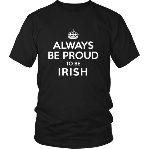 Irish Proud