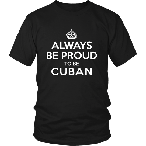 Cuban Proud