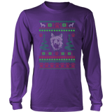 Yorkshire Ugly Christmas Sweater - Long Sleeve