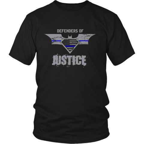 Defenders of Justice Police