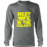 T-shirt - Best Wife In The Galaxy
