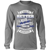 T-shirt - Better With Age (BLUE)