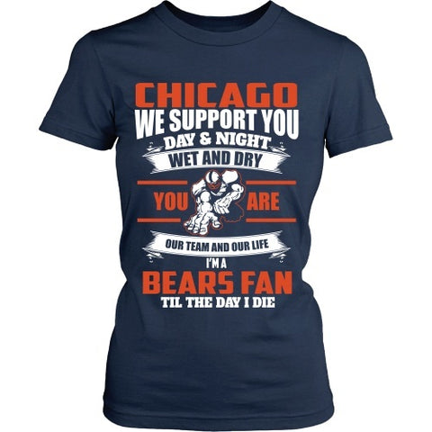 T-shirt - Chicago We Support You