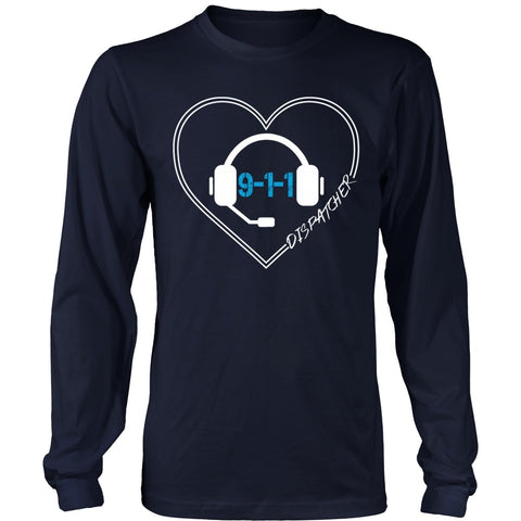 T-shirt - Dispatcher Love