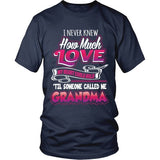T-shirt - Love - Grandma