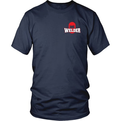 T-shirt - Retired Welder