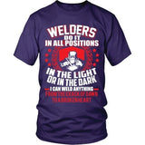 T-shirt - Welders Do It