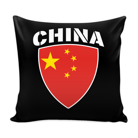 China Pride Pillow Cover (Free Shipping)