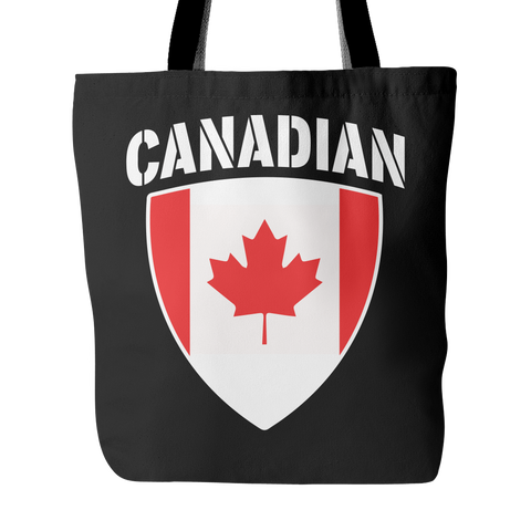 Canadian Pride Tote Bag (Free Shipping)