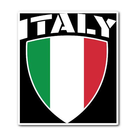 Free Italy Proud Sticker - Just cover shipping & processing