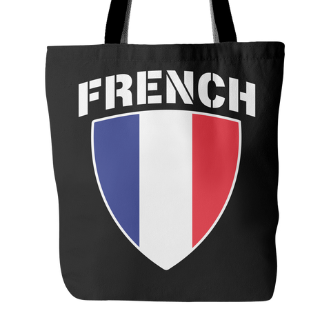 French Pride Tote Bag (Free Shipping)