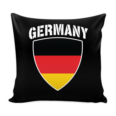 Germany Pride Pillow Cover (Free Shipping)