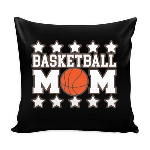 Basketball Mom Pillow Cover (Free Shipping)