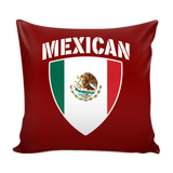 Mexican Pride Pillow Cover (Free Shipping)