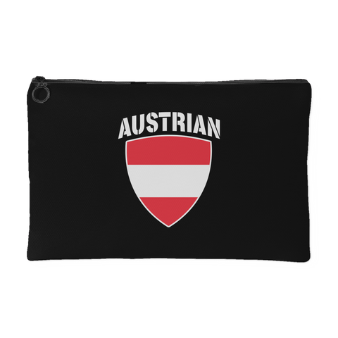 Austrian Pride Accessory Bag (Free Shipping)