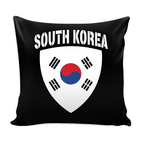 South Korea Pride Pillow Cover (Free Shipping)
