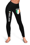 Ireland Proud Ireland Flag Leggings