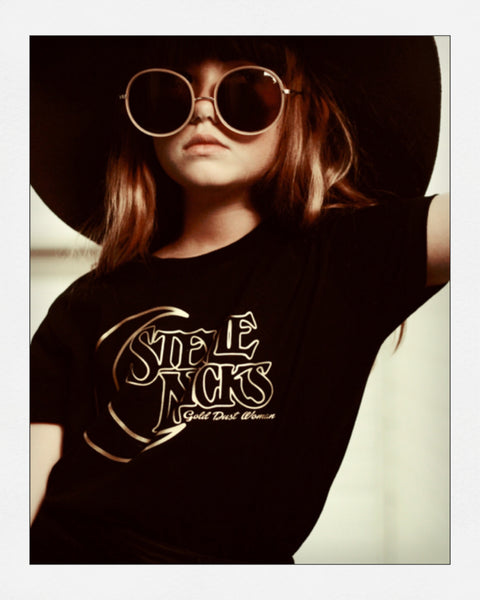 Gold Dust Woman kiddie tee