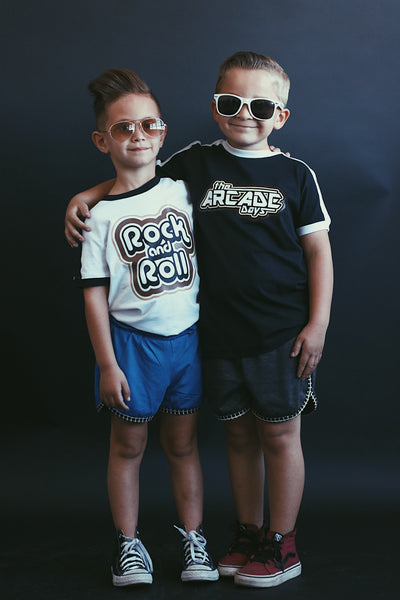 Rock and Roll kiddie tee