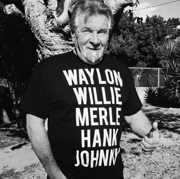 Country Legends Adult tee