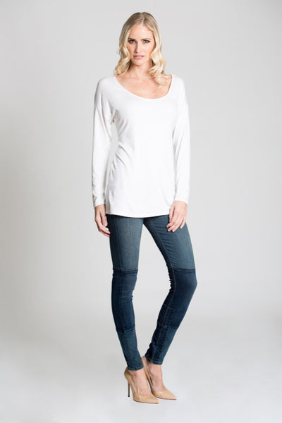 Scoop Long Sleeve (Long Length)