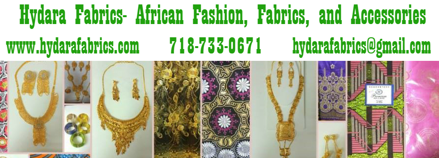 Hydara Fabrics: African Fashion, Fabrics, & Accessories