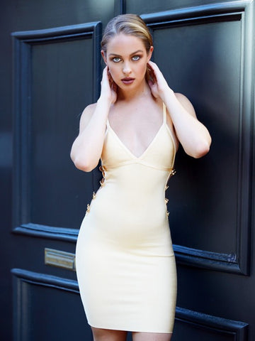 STEPH BANDAGE DRESS