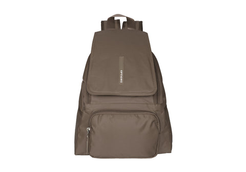 SWISS BACKPACK IN BROWN - SG TREND HUNTER