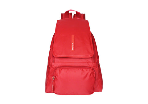 SWISS BACKPACK IN RED - SG TREND HUNTER