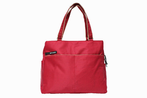 JEN TOTE BAG RED - SG TREND HUNTER