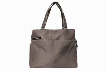 JEN TOTE BAG BROWN - SG TREND HUNTER