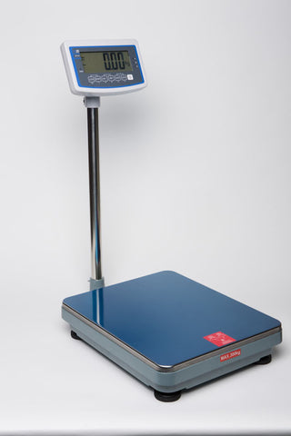 New Zealand trade approved MP platform scale comes with a MI-101 indicator, allows for weight conversion.