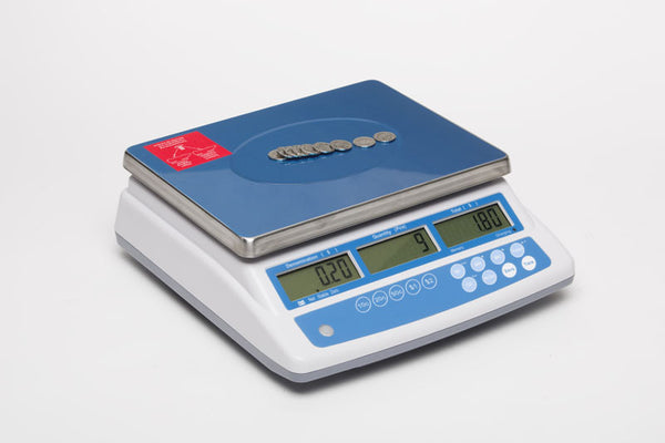 CSNZ Coin scale counter: high precision load cell: accurate counting: weighing